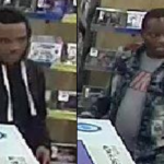 Kearny police seeking public's help to identify two men suspected of robbing Walmart