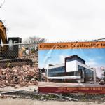 North Bergen officials break ground on new $13.5M community center & library complex