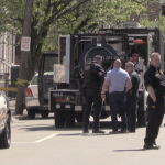 Jersey City bomb squad responds to West New York to examine potential explosive