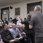 Complete battle royal erupts at last West New York meeting before May 14th elections