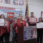 Denouncing Roque 'corruption,' CWA endorses New Beginnings West New York slate