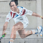 Hoboken unveils 'Michael Chang' tennis mural, announces new advisory arts committee