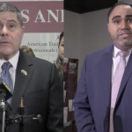 Roque, Rodriguez slug it out over questionable West New York arrest caught on video