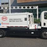 NJ DEP awards City of Jersey City $2M to purchase 5 new electric garbage trucks