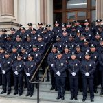 Jersey City Police Department grows to 945 police officers with 50 new academy graduates