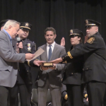 North Bergen police promotes 15, including new deputy chief, 2 inspectors, 1st Latina captain