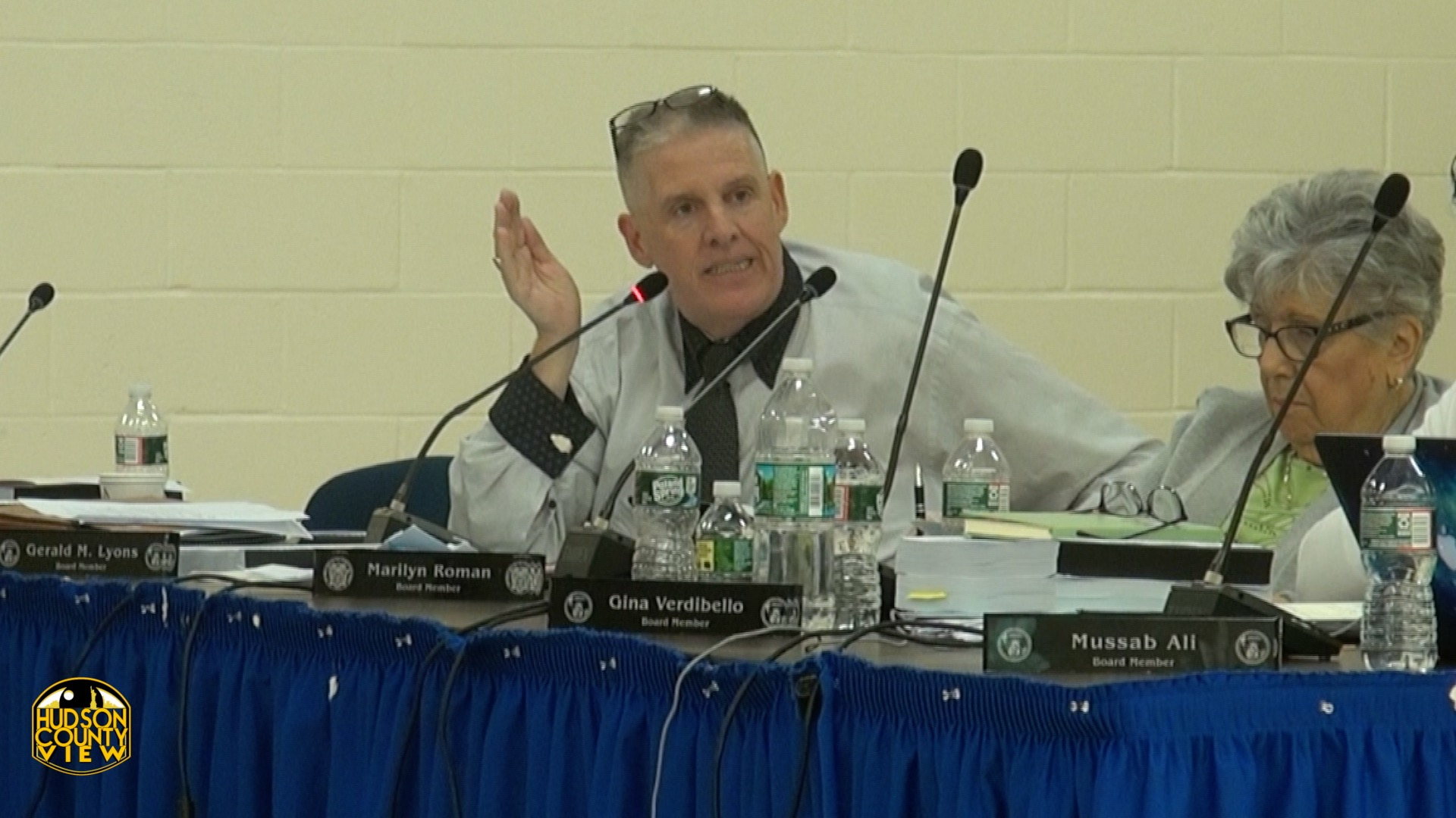 Homophobic' remarks roil Jersey City BOE after resident questions