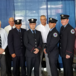 North Hudson Regional Fire & Rescue promotes four firefighters to the rank of captain