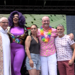 Murphy vows to continue fighting Trump at Jersey City LGBTQ Pride Festival in Jersey City