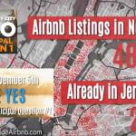 Both sides in Jersey City's Airbnb battle amp up ad aggression as referendum nears