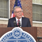 Former U.S. Congressman Frank Guarini donates $10M to St. Peter's business school