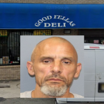 Police: Jersey City man steals $10k, loaded handgun from 'Goodfellas Deli' in Secaucus
