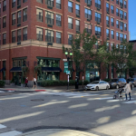 Fisher, Martinez-Debenedetto discuss pedestrian safety plans for Hoboken's 2nd Ward