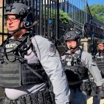 Hudson County SWAT Team leads active shooter drill at Ana L. Klein school in Guttenberg