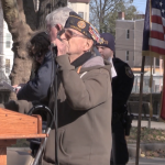 94-year-old Hoboken World War II veteran Vincent Wassman passes away