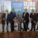 Menendez, West New York officials break ground on 10-story high-rise on Bergenline