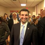 Bayonne First Ward Councilman Neil Carroll III declares victory in four-way race