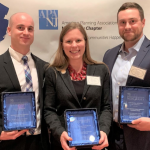 3 Hoboken officials recognized as 'Distinguished Emerging Planners' by NJAPA