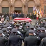 Thousands pay their respects at funeral for fallen Jersey City Police Det. Joseph Seals