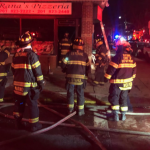 Bayonne Fire Department needs just a half hour to extinguish blaze at local pizzeria