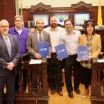 Hoboken kicks off 2020 Census push, seeking to encourage participation citywide