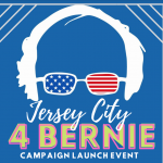 Feeling the Bern? Jersey City campaign for Sanders to kickoff on Saturday