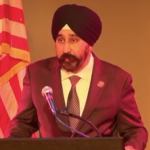 In 2nd State of the City Address, Hoboken Mayor Bhalla talks infrastructure, climate change