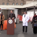 Christ Hospital unveils pre-screening system for ER as way to alleviate COVID-19 burden