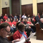 Hoboken employees put Bhalla admin on blast before council pushes for new insurance plan