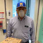 Marist High School Pres. donates PPEs to Bayonne Medical Center during COVID-19 crisis