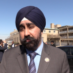 Hoboken Mayor Ravi Bhalla discusses potential new City Hall healthcare plan