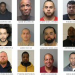 Hudson County Sheriff's Office sweep arrests 59, including one for criminal sexual contact