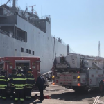 25-year-old industrial worker killed in fall at Bayonne Dry Dock, fire chief says
