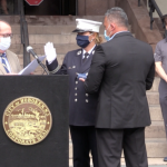 Hoboken Fire Department to promote first ever female battalion chief, new fire captain