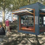 Hoboken council to consider Pier A kiosk plan, using certain parking lots as retail space
