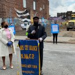 Jersey City NAACP files suit to halt new parking lot construction at Ward F park