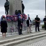 With parades out of the question, Weehawken holds different type of Memorial Day ceremony