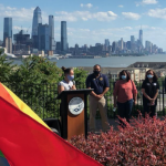 West New York raises rainbow flag to recognize LGBTQ community during Pride Month