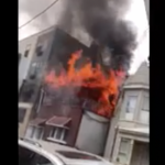 UPDATED: 53 West New York residents displaced by massive 3-alarm fire in apartment building