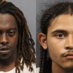 Secaucus Police Department's Anti-Crime Unit busts 2 men with 79 vials of crack cocaine