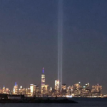 With NYC's 9/11 Tribute in Light in jeopardy, Bayonne says they'll do their own