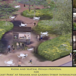 DeFusco says he's secured $500k commitment from developer to revitalize pocket park