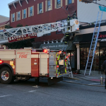 Bayonne Fire Department makes quick work of one-alarm fire at sushi restaurant