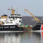 U.S. Coast Guard responding to oil leak at Bayonne's Global Container Terminal