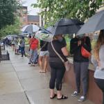 Over 100 Hoboken residents take advantage of mobile DMV organized by Chaparro
