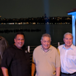 North Bergen officials honor heroes lost on 9/11 with first ever Tribute in Light