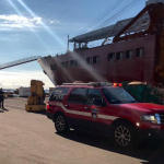 Port Authority police investigating fatal industrial accident at Bayonne Dry Dock
