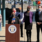 Elected leaders call on NJ Transit, Murphy, to restore bus service on Jersey City's south side