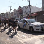 Jersey City police, HCPO participate in 37th annual Law Enforcement Torch Run