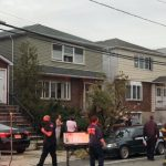 Bayonne Fire Department makes quick work of a kitchen fire in two-family home